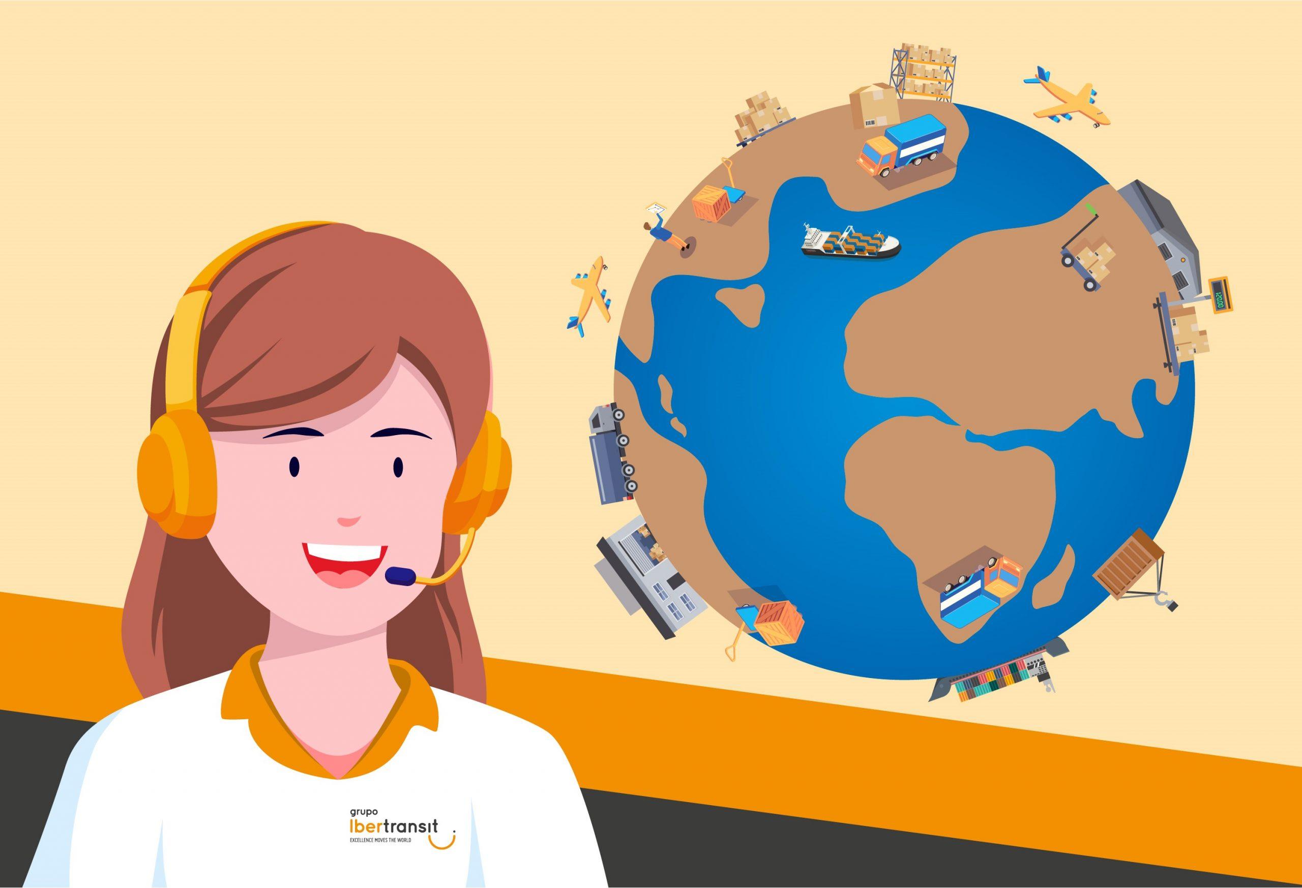 Contrata un transitario para exportarContrata un transitario para exportar con éxito